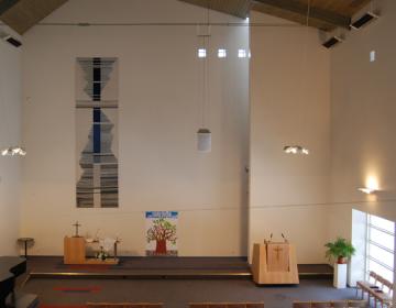 Altar-kantsel