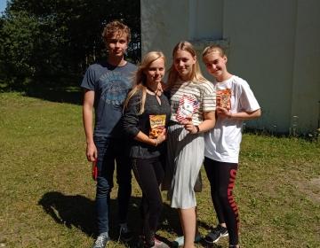 Noorte väljasõit Kilingi-Nõmme 2019