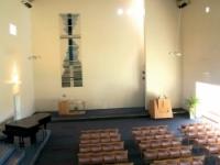 Kirikusaali sisevaade